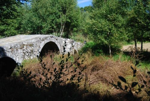 Ponte de Vilariño Frío. Montederramo (Ourense)