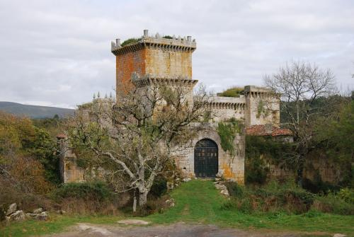 Castelo de Pambre. Palas de Rei (Lugo)