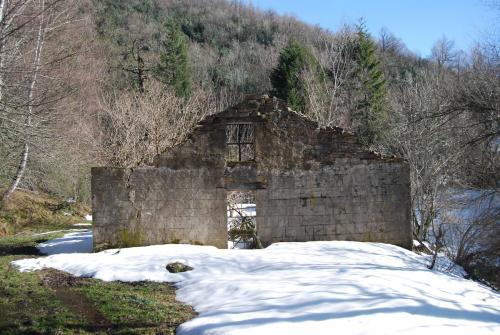 Ruínas nos Ancares (Lugo)