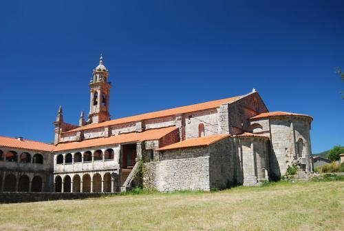 Mosteiro de Xunqueira de Espadanedo (Ourense)