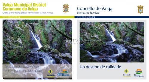 Guías turísticas concello de Valga