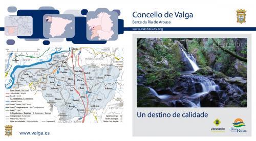 Guía turística do concello de Valga