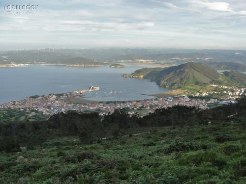 Itinerario Ferrol-A Capelada. Cariño, Ría de Ortigueira