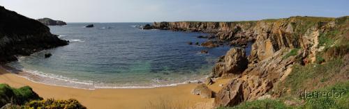 Ruta ecoxeográfica costa de Ferrol. Praia de Lobadiz