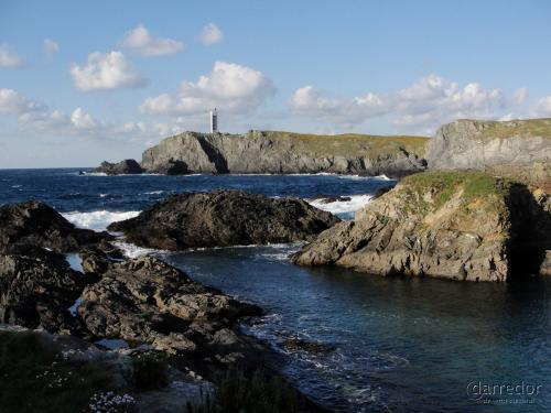 Ruta ecoxeográfica costa de Ferrol. Punta Frouxeira