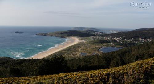 Ruta Paisaxe sonora costa de Ferrol. Panorámica desde Monte Ventoso