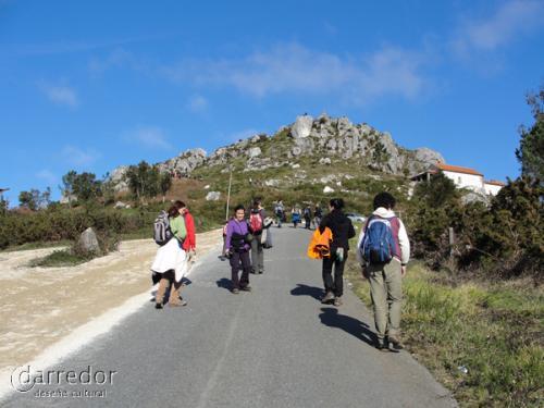 Ruta Pico Sacro